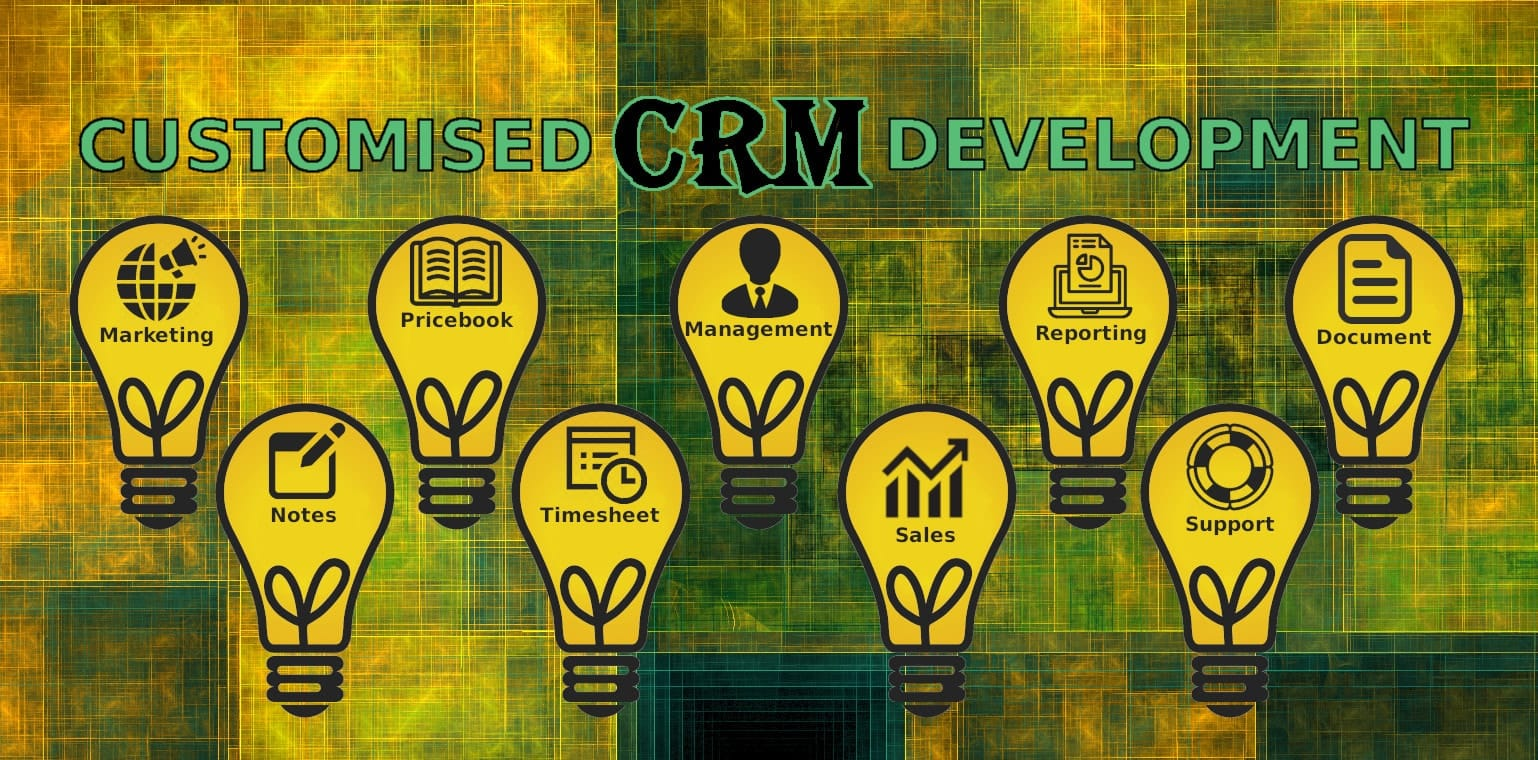 Customised CRM Development Using Microsoft Access VBA