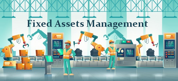 Top Class features for Fixed Assets Management