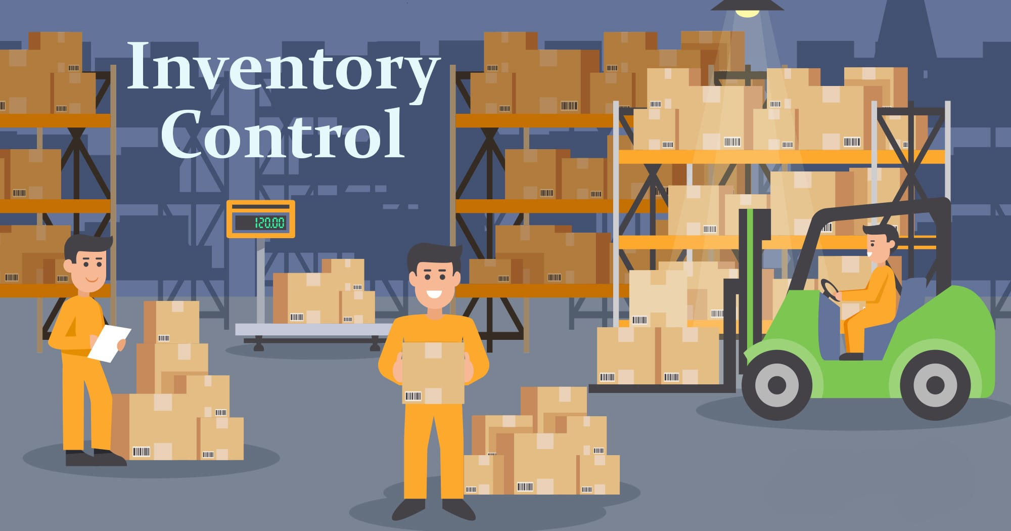 top feature for inventory management and production control software